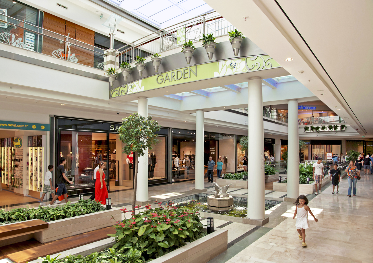Mitch Duncan Architectural Photography Akbati Shopping Lifestyle Centre Istanbul