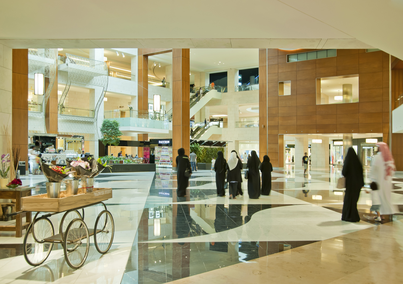 Mitch duncan architectural photography 360 mall kuwait for Interior designers kuwait
