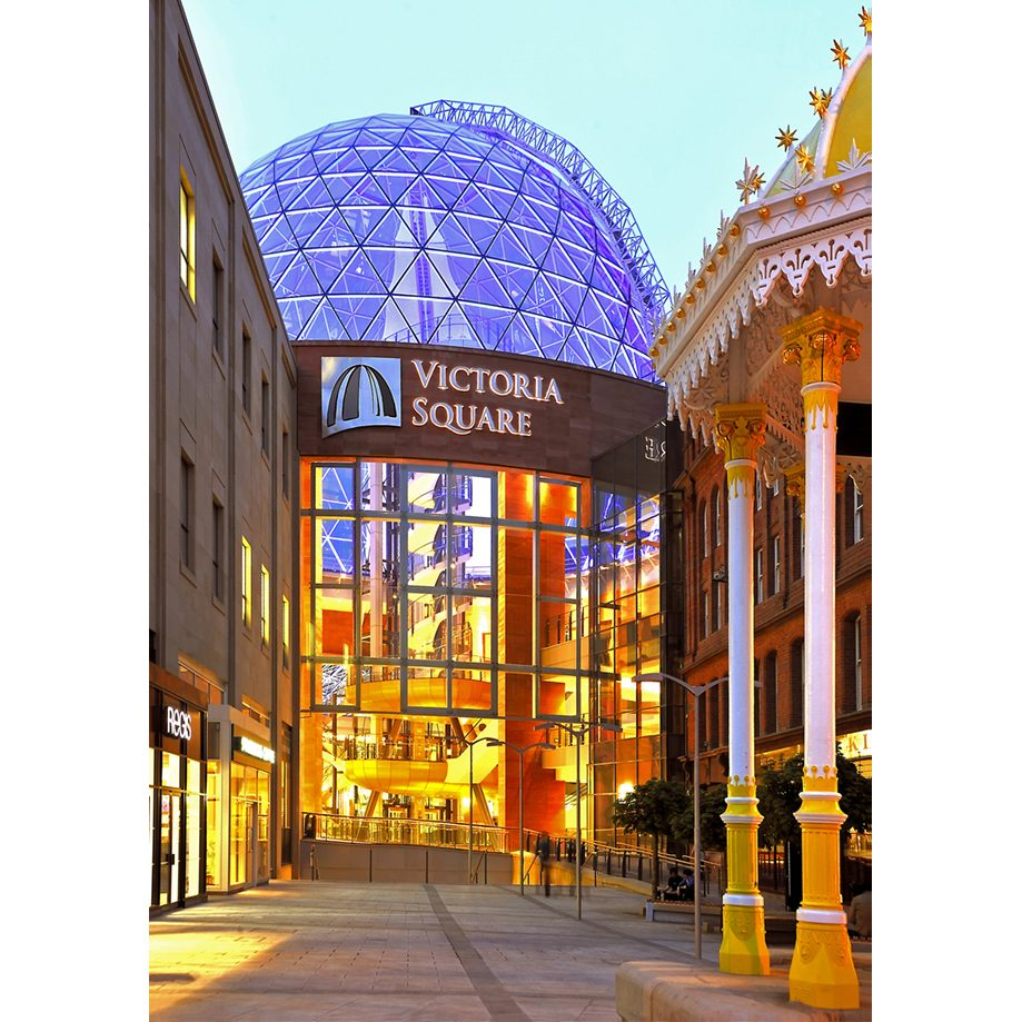 84dcf018bbd0c Mitch Duncan Architectural Photography – Victoria Square Shopping ...